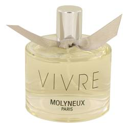 Vivre Perfume by Molyneux 3.38 oz Eau De Parfum Spray (unboxed)