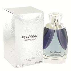 Vera Wang Anniversary Perfume by Vera Wang 3.4 oz Eau De Parfum Spray
