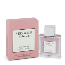 Vera Wang Embrace Rose Buds And Vanilla Perfume by Vera Wang 1 oz Eau De Toilette Spray