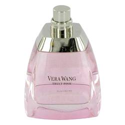 Vera Wang Truly Pink Perfume by Vera Wang 3.3 oz Eau De Parfum Spray (Tester)