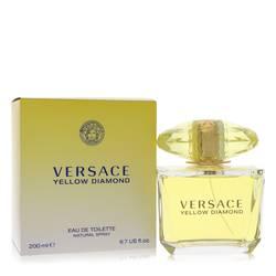 Versace Yellow Diamond Perfume by Versace 6.7 oz Eau De Toilette Spray