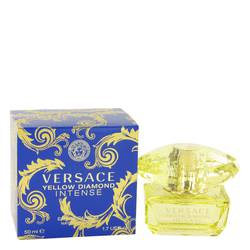 Versace Yellow Diamond Intense Perfume by Versace 1.7 oz Eau De Parfum Spray