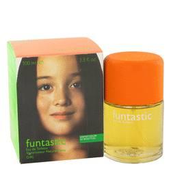 Funtastic Girl Perfume by Benetton 3.4 oz Eau De Toilette Spray