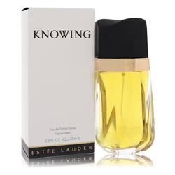 Knowing Perfume by Estee Lauder 2.5 oz Eau De Parfum Spray