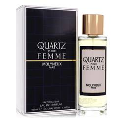 Quartz Perfume by Molyneux 3.4 oz Eau De Parfum Spray