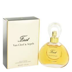 First Perfume by Van Cleef & Arpels 2 oz Eau De Toilette Spray