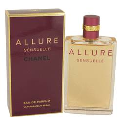 Allure Sensuelle Perfume by Chanel 3.4 oz Eau De Parfum Spray