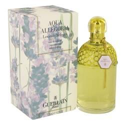 Aqua Allegoria Lavande Velours Perfume by Guerlain 4.2 oz Eau De Toilette Spray