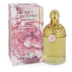 Aqua Allegoria Rosa Magnifica Perfume by Guerlain 4.2 oz Eau De Toilette Spray