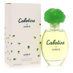 Cabotine Perfume by Parfums Gres 3.3 oz Eau De Toilette Spray
