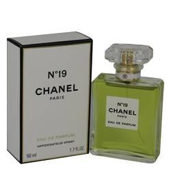 Chanel 19 Perfume by Chanel 1.7 oz Eau De Parfum Spray