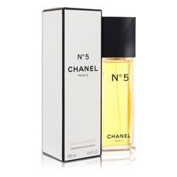 Chanel No. 5 Perfume by Chanel 3.4 oz Eau De Toilette Spray