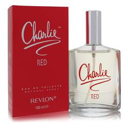 Charlie Red Perfume by Revlon 3.3 oz Eau De Toilette Spray