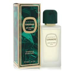 Coriandre Perfume by Jean Couturier 3.4 oz Eau De Toilette Spray