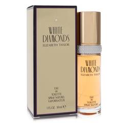 White Diamonds Perfume by Elizabeth Taylor 1 oz Eau De Toilette Spray