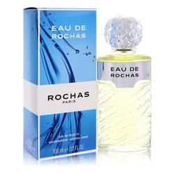 Eau De Rochas Perfume by Rochas 3.4 oz Eau De Toilette Spray