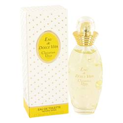 Eau De Dolce Vita Perfume by Christian Dior 1.7 oz Eau De Toilette Spray