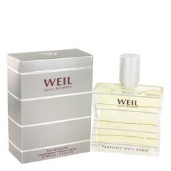 Weil Pour Homme Cologne by Weil 3.4 oz Eau De Toilette Spray