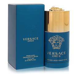 Versace Eros Cologne by Versace 2.5 oz Deodorant Stick
