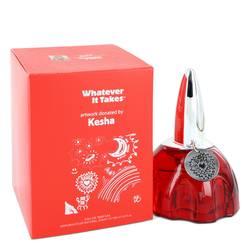 Whatever It Takes Kesha Perfume by Whatever it Takes 3.4 oz Eau De Parfum Spray