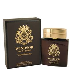 Windsor Pour Homme Cologne by English Laundry 3.4 oz Eau De Parfum Spray
