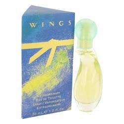 Wings Perfume by Giorgio Beverly Hills 1 oz Eau De Toilette Spray