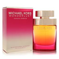 Wonderlust Sensual Essence Perfume by Michael Kors 3.4 oz Eau De Parfum Spray