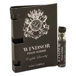 Windsor Pour Homme Cologne by English Laundry 0.06 oz Vial (sample)