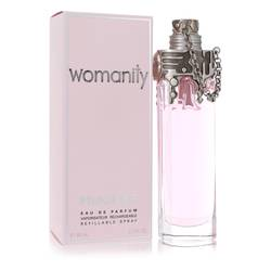 Womanity Perfume by Thierry Mugler 2.7 oz Eau De Parfum Refillable Spray