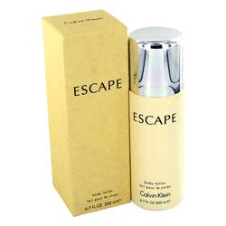 Escape Perfume by Calvin Klein 6.7 oz Body Lotion