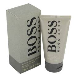 Boss No. 6 Cologne by Hugo Boss 2.5 oz After Shave Balm