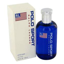 Polo Sport Cologne by Ralph Lauren 4.2 oz After Shave