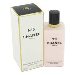 Chanel No. 5 Perfume by Chanel 6.8 oz Body Lotion