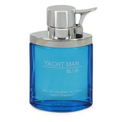 Yacht Man Blue Cologne by Myrurgia 3.4 oz Eau De Toilette Spray (unboxed)