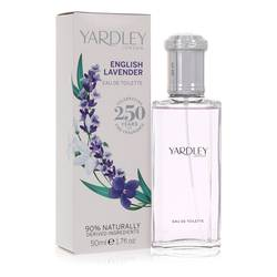 English Lavender Perfume by Yardley London 1.7 oz Eau De Toilette Spray (Unisex)