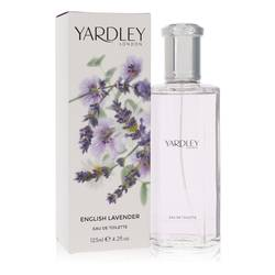 English Lavender Perfume by Yardley London 4.2 oz Eau De Toilette Spray (Unisex)