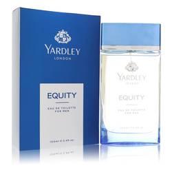 Yardley Equity Cologne by Yardley London 3.4 oz Eau De Toilette Spray