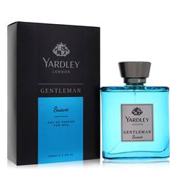 Yardley Gentleman Suave Cologne by Yardley London 3.4 oz Eau De Toilette Spray
