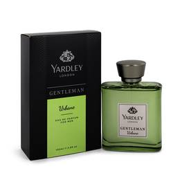 Yardley Gentleman Urbane Cologne by Yardley London 3.4 oz Eau De Parfum Spray