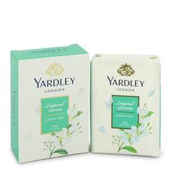 Yardley London Soaps Perfume by Yardley London 3.5 oz Imperial Jasmin Luxury Soap