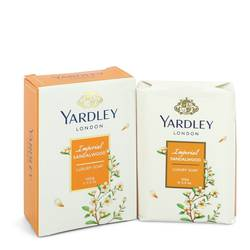 Yardley London Soaps Perfume by Yardley London 3.5 oz Imperial Sandalwood Luxury Soap