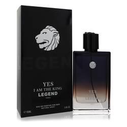 Yes I Am The King Legend Cologne by Geparlys 3.4 oz Eau De Parfum Spray