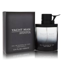 Yacht Man Aventus Cologne by Myrurgia 3.4 oz Eau De Toilette Spray