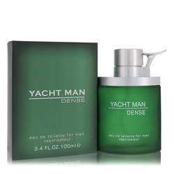 Yacht Man Dense Cologne by Myrurgia 3.4 oz Eau De Toilette Spray