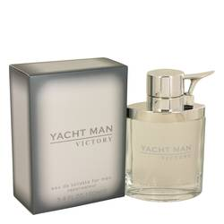 Yacht Man Victory Cologne by Myrurgia 3.4 oz Eau DE Toilette Spray