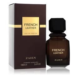 Zaien French Leather Cologne by Zaein 3.4 oz Eau De Parfum Spray