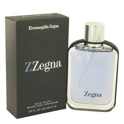 Z Zegna Cologne by Ermenegildo Zegna, 100 ml Eau De Toilette Spray for Men