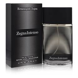 Zegna Intenso Cologne by Ermenegildo Zegna, 50 ml Eau De Toilette Spray for Men