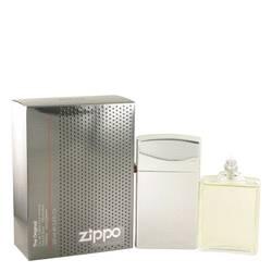Zippo Original Cologne by Zippo 3.4 oz Eau De Toilette Spray Refillable