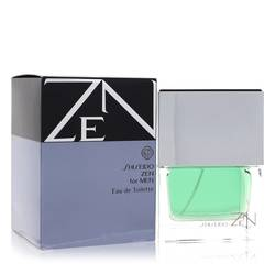 Zen Cologne by Shiseido 3.4 oz Eau De Toilette Spray